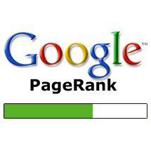 wskaźnik page rank google