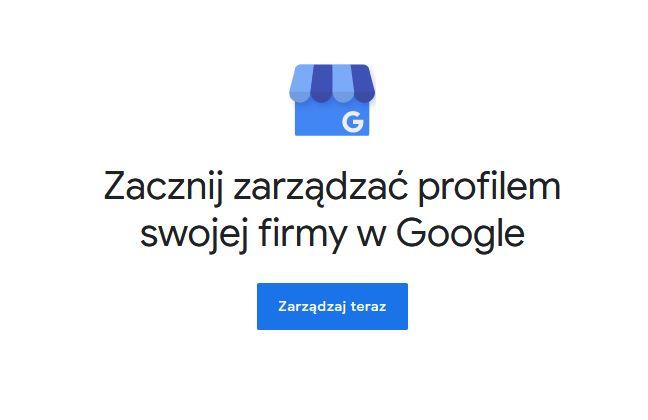 Google pozycjonowanie lokalne wrocław moja firma
